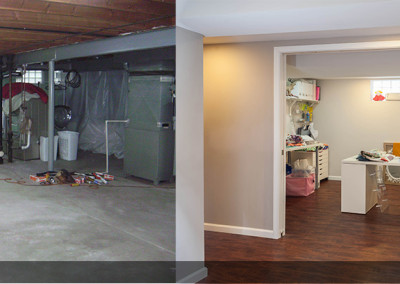 Before & After | Craft Room