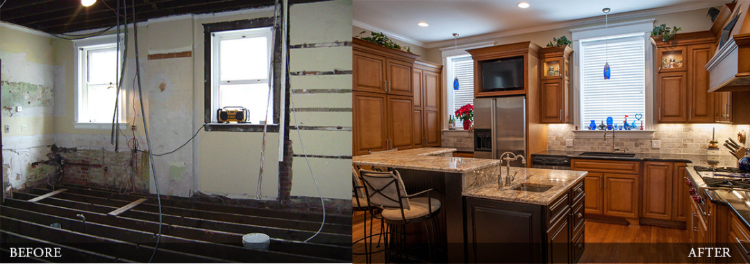 Before & After | Kitchen