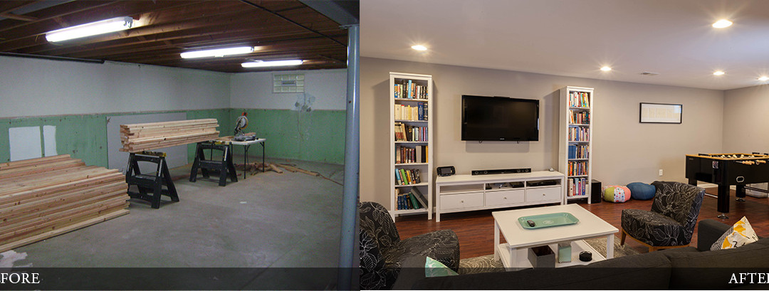 Before & After | Rec Room